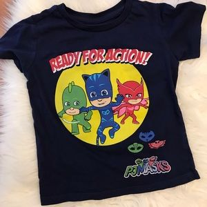Shirts & Tops - Toddler Boys 3T Tee Bundle- PJ Masks, Peanuts